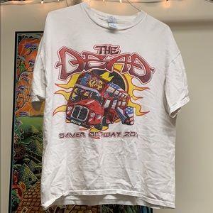 Vintage Grateful Dead Tour Shirt